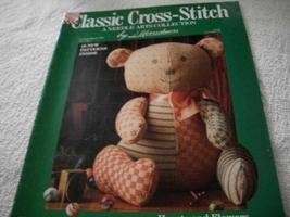 Classic Cross-Stitch February/March 1990 - $3.00