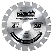 Floor King Jamb Saw Blade comparable to the Roberts 10-42 saw blade