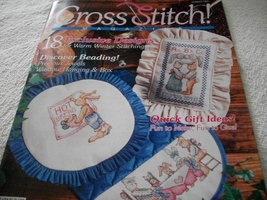Cross Stitch! Magazine Number Two - $5.00