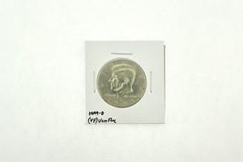 1999-D Kennedy Half Dollar (VF) Very Fine N2-3986-6 - $5.99