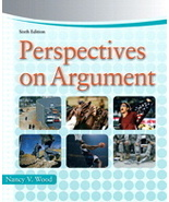 Perspectives on Argument, 6th Edition - $6.99