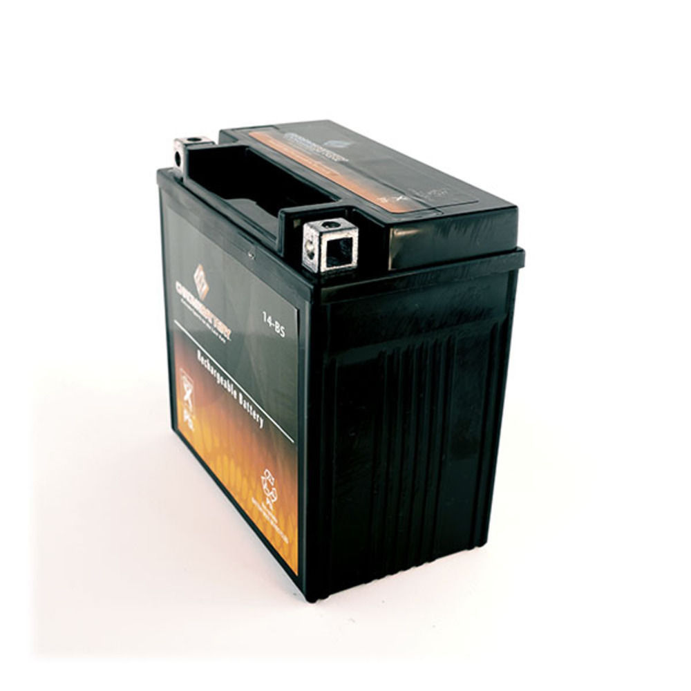 YTX14-BS Scooter Battery for Piaggio 500cc MP3 500 2008 image 4