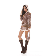 Sexy Elegant Moments Arctic Princess Eskimo Chr... - $46.99