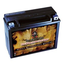 YTX24HL-BS Snowmobile Battery for Arctic Cat Mountain Cat 800 2002 - $64.90