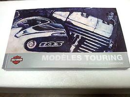 2016 Harley Davidson Touring Models FRENCH Owner's Manual 99466-16FR - $30.67