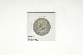 1999-D Kennedy Half Dollar (VF) Very Fine N2-3986-10 - $5.99
