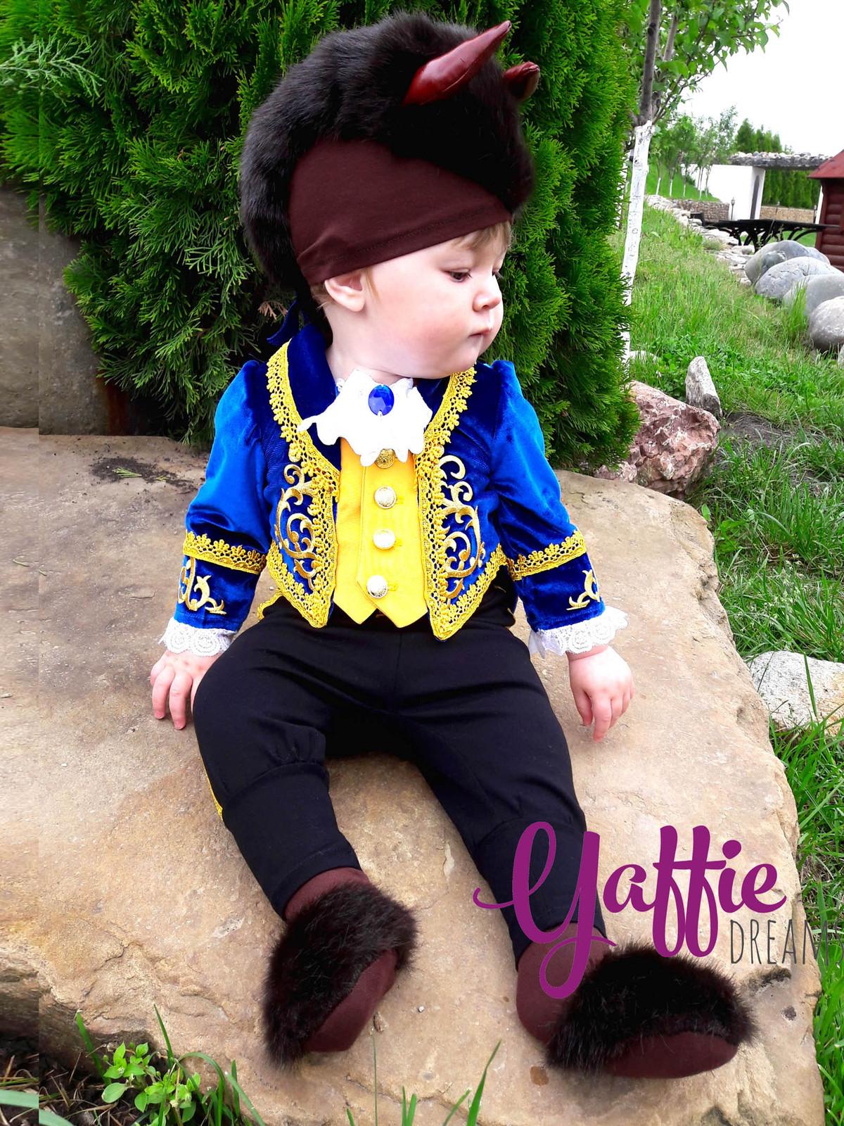 baby prince halloween costume - industri