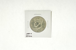 1999-D Kennedy Half Dollar (F) Fine N2-3996-1 - $4.99