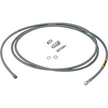 Magura Hydraulic Jack Clutch Lever Replacement Steel Braided Line Tube Line Kit - $64.95