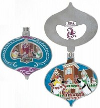 Disney Christmas Gingerbread Grand Floridian Mary Poppins Artist Proof pin  - $45.41