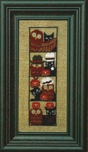 It's Fall Friends Photobooth Kit cross stitch kit Bent Creek  - $17.50