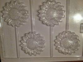 Sunflower chocolate lollipop mold - ₨178.31 INR