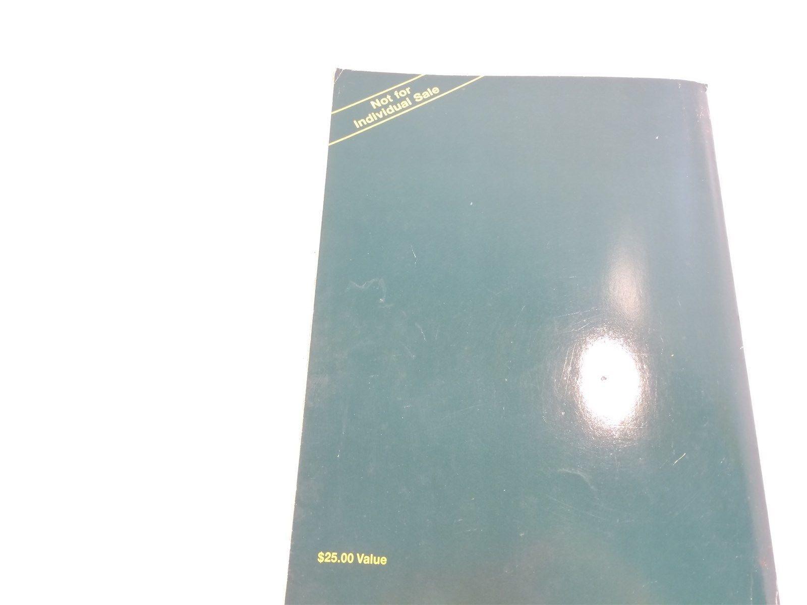 Chilton's 1996 Service Bay Handbook Motor Age Professional Technician's Edition