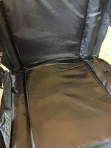 PENDLETON Padded Stadium Chair Portable Cushion Blanket Holder Seat Bleacher image 4