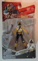 Saban's Power Rangers Super Samurai Yellow Earth Super Mega Ranger - New - $12.00