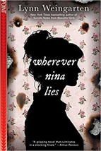 Wherever Nina Lies (Point Paperbacks) - $9.14