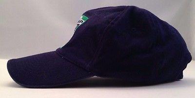 Virginia's SHARP Loggers Blue Cap Hat Trucker One Size