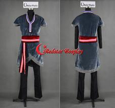 Prince Kristoff Bjorgman Die Eiskönigin Cosplay Costume - Custom-made in sizes - $79.00