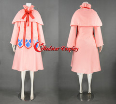 Mavis Vermilion Cosplay Costume from Fairy Tail - Costume made in Any Size - $106.00
