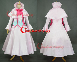 Fairy Tail Cosplay for Mavis Vermilion Cosplay Costume (type 2) - Costume made i - $106.00