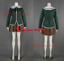 Fujisaki Chihiro Cosplay Costume from Danganronpa Cosplay - Custom made in Any s - $68.00