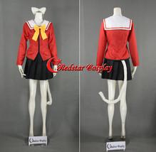Himari Cosplay Costume from Omamori Himari - Costum made in Any Size - $78.00