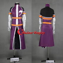Erza Scarlet from Fairy Tail Anime Cosplay Costume - Costume made in sizes - $78.00