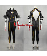 Bayonetta Cosplay Jumpsuit Costume - Costume made in Any Size - $146.00