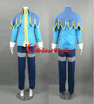 Lyon Vastia Cosplay Costume from Fairy Tail Anime - Costume made in Any Size - $98.00