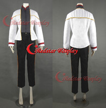 Star Trek Cosplay Costume Insurrection Nemesis Mess White Uniform  - Custom made - $89.00