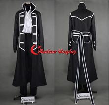 Pandora Hearts Gilbert Nightray Cosplay Costume - Custom made in Any size - $89.00