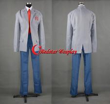 Gekkan Shoujo Nozaki-kun Nozaki Umetarou Cosplay Costume - Custom made in sizes - $78.00