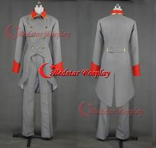 Aldnoah Zero Cosplay Costume Sir Trillram Mars Orbital Knights Cosplay Costume - $79.00