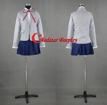 Gekkan Shoujo Nozaki-kun YUZUKI SEO Cosplay Costume School Uniform Dress - Custo - $68.00
