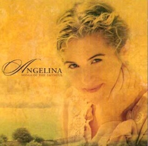 Songs of the faithful by angelina   dvd cd