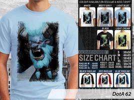 T Shirt Spirit Breaker DotA2 Theme Many Color  - $9.99+