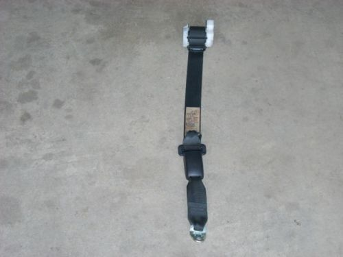 1796   center rear seat belt 1796