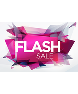 FLASH SALE-CHOOSE $200.00 WORTH OF ITEMS AND PAY ONLY $100.00 - $100.00