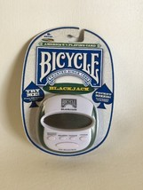 Bicycle Blackjack # 30142 By Techno Source 1999 New/Sealed! - $8.81