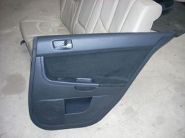 2008 MITSUBISHI LANCER RIGHT REAR DOOR TRIM PANEL
