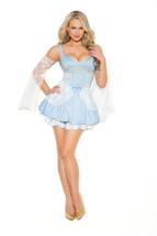 Sexy Elegant Moments Sassy Cinder Babe Cinderella Princess Costume S M L... - $39.99