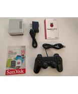 Raspberry Pi 3 Mini Snes & Nes Classic Tribute Retro Gaming 64GB w/ Cont... - $109.99