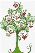 Albero Prezioso cross stitch chart AAN Alessandra Adelaide Needleworks  - $15.30