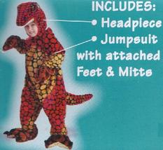 RAPTOR Toddler's Deluxe PLUSH Costume 2/4 - $40.00