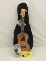 Eddy Finn Model EF80-C Mango Wood Concert Ukulele w/Gig Bag, Tuner + MORE! - $249.00