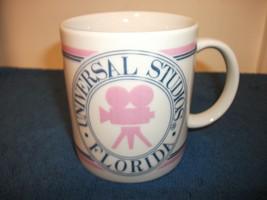 UNIVERSAL STUDIOS FLORIDA CERAMIC COFFEE MUG NICE GREAT SOUVENIR - $4.99