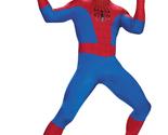 Amazing Spiderman Super Deluxe Adult Men's Costume Theme Party Halloween
