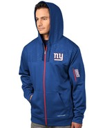 New York Giants Majestic Ready For Action Full ... - $64.99