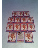 ***TONY CURTIS***   Lot of 14 cards / Hollywood Walk of Fame - $9.99