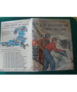 The Mystery of Cabin Island- Hardy Boys DJ - $24.99
